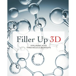 Filler UP 3D-Lifting Konzentrat 30 Ampullen 0,6ml