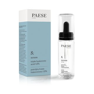 FACE CARE SERUM TRIPLE HYALURONIC ACID 30ml