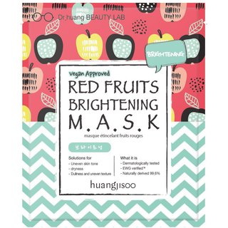 RED FRUITS BRIGHTENING MASK 25ml