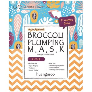 BROCCOLI PLUMPING MASK 25ml