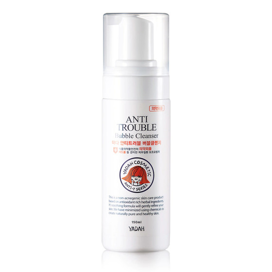 ANTI TROUBLE BUBBLE CLEANSER 150ml