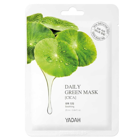 DAILY GREEN MASK - CICA 1pcs
